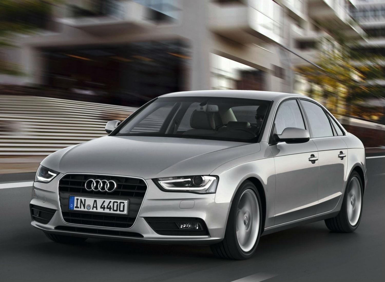 Berlinas: Audi A4 2.0 TDI 143 CV