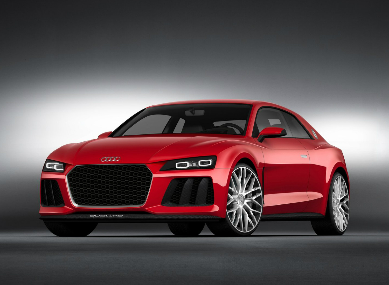 Audi Sport quattro Laserlight Concept