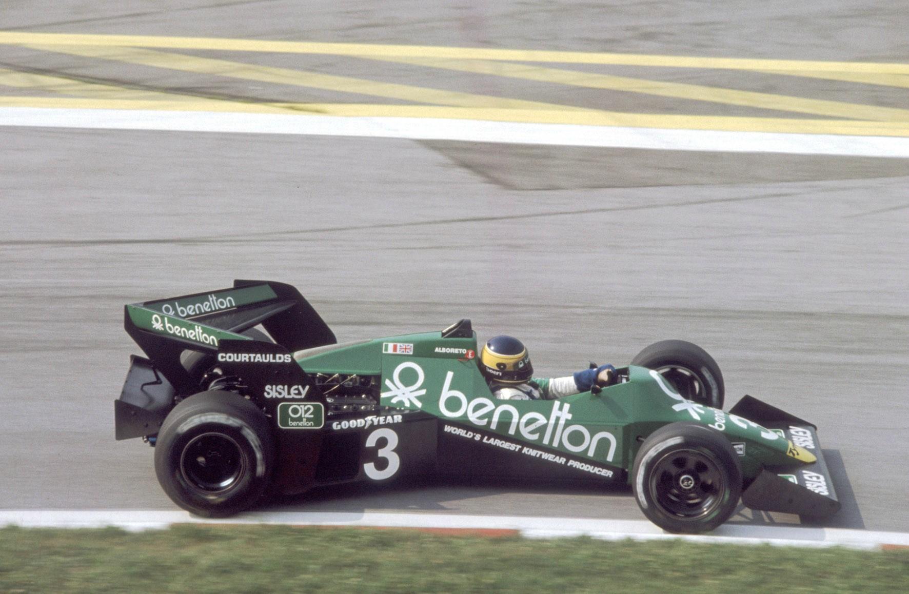 Benetton 1983