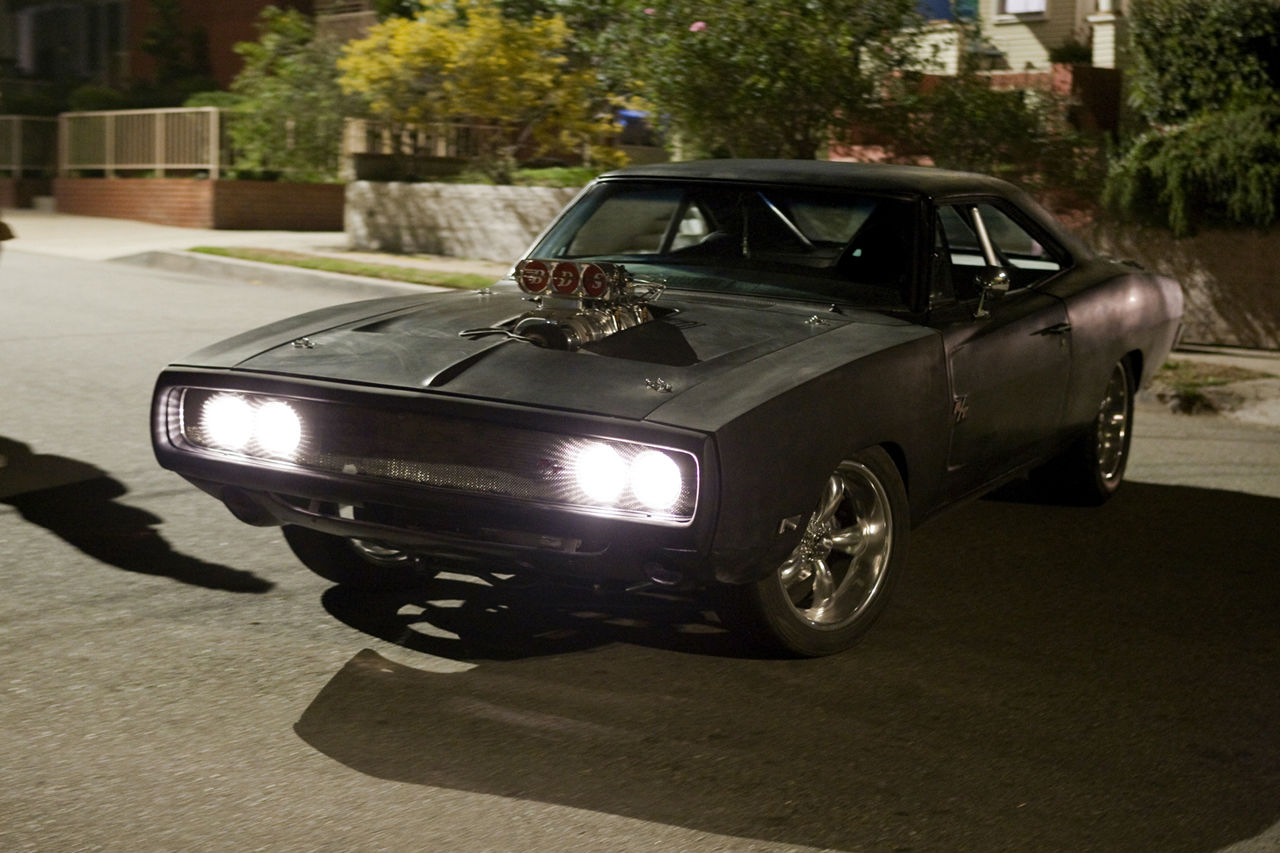 Dodge Charger Toretto