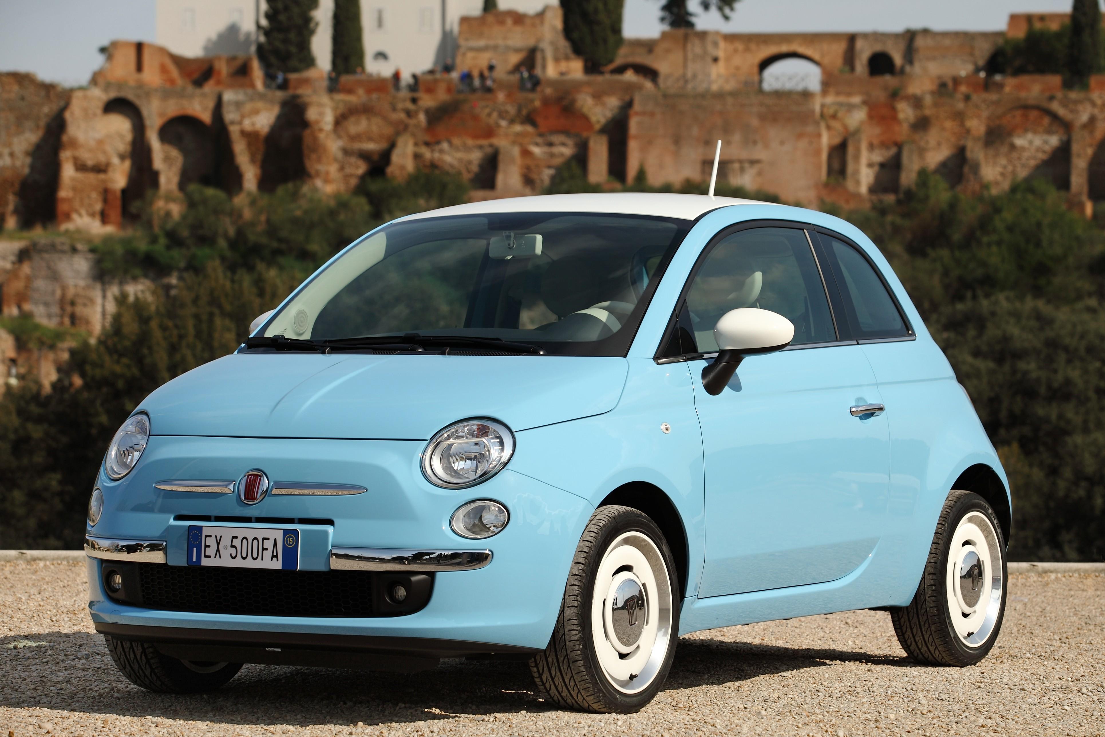 Fiat 500, el camaleón de las mil caras