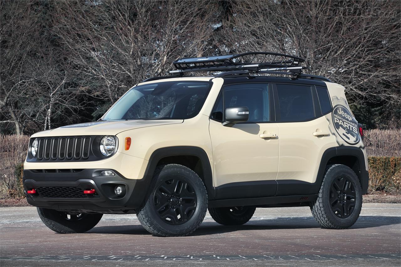 Jeep Renegade Desert Hawk