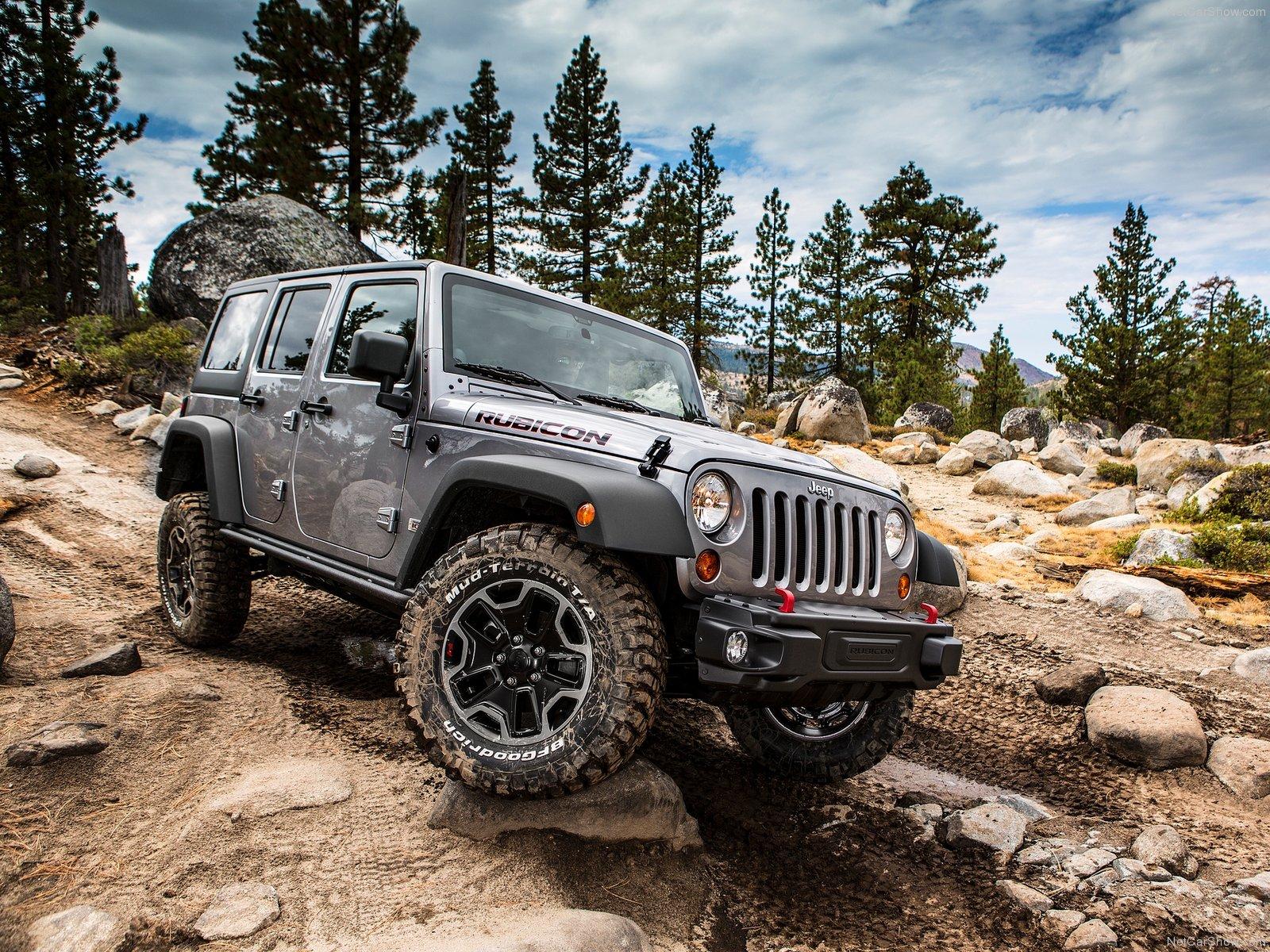 Jeep Wrangler Rubicon 10th Anniversary
