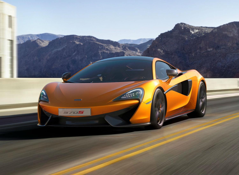 McLaren 570S Coupé: ¿andará más que el de Alonso?