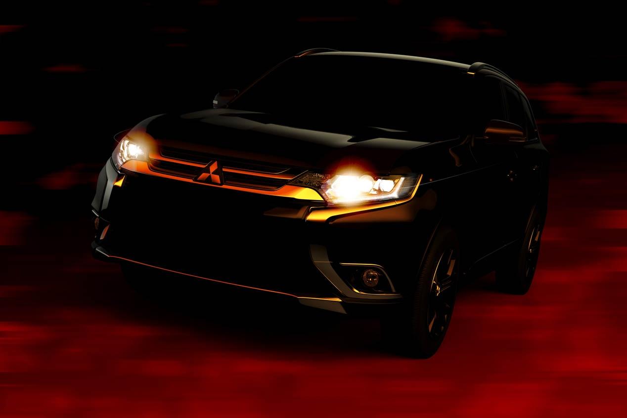 Nuevo Mitsubishi Outlander, el arte de la insinuación