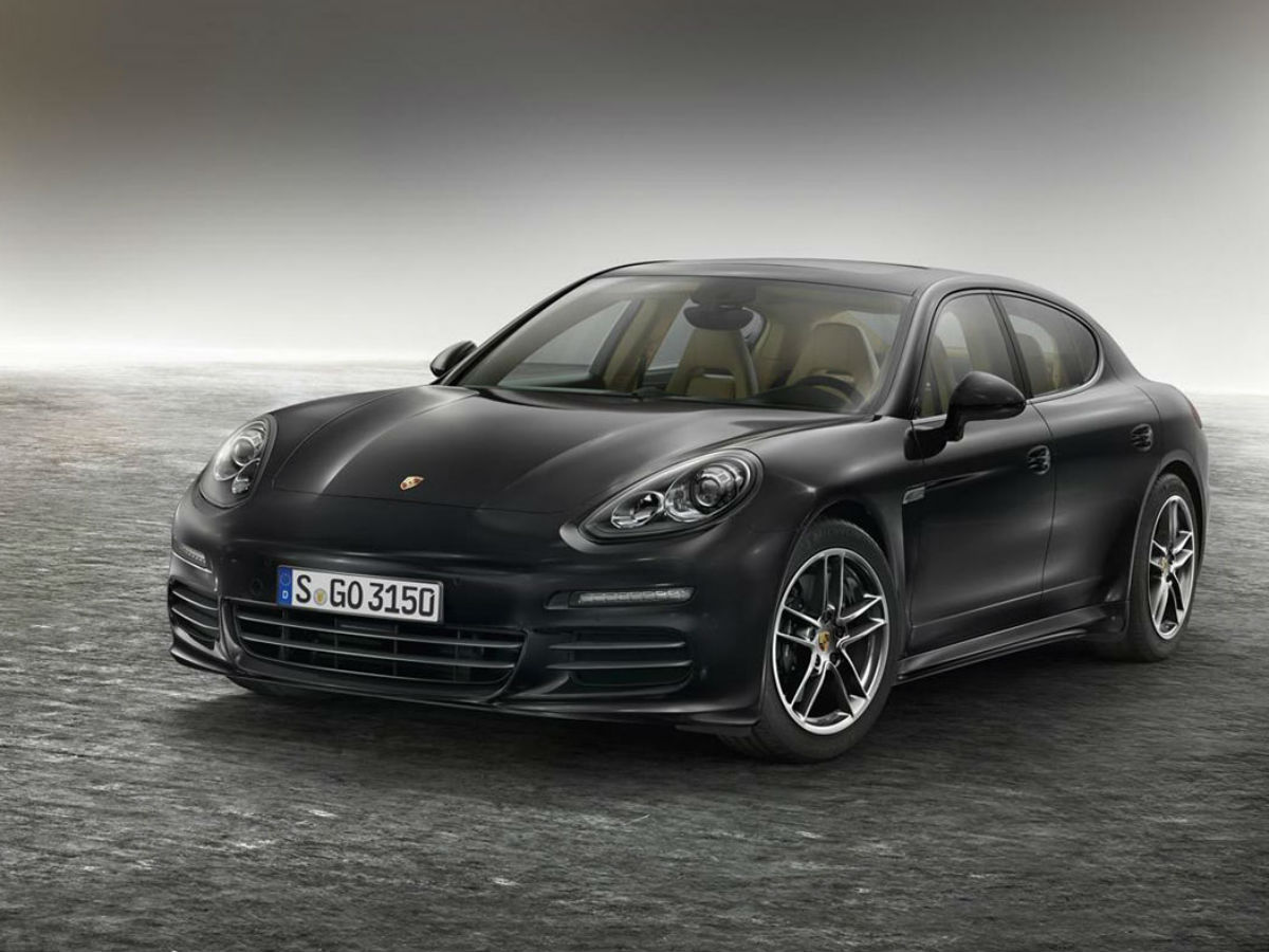Porsche Panamera: el salón de casa… sobre ruedas