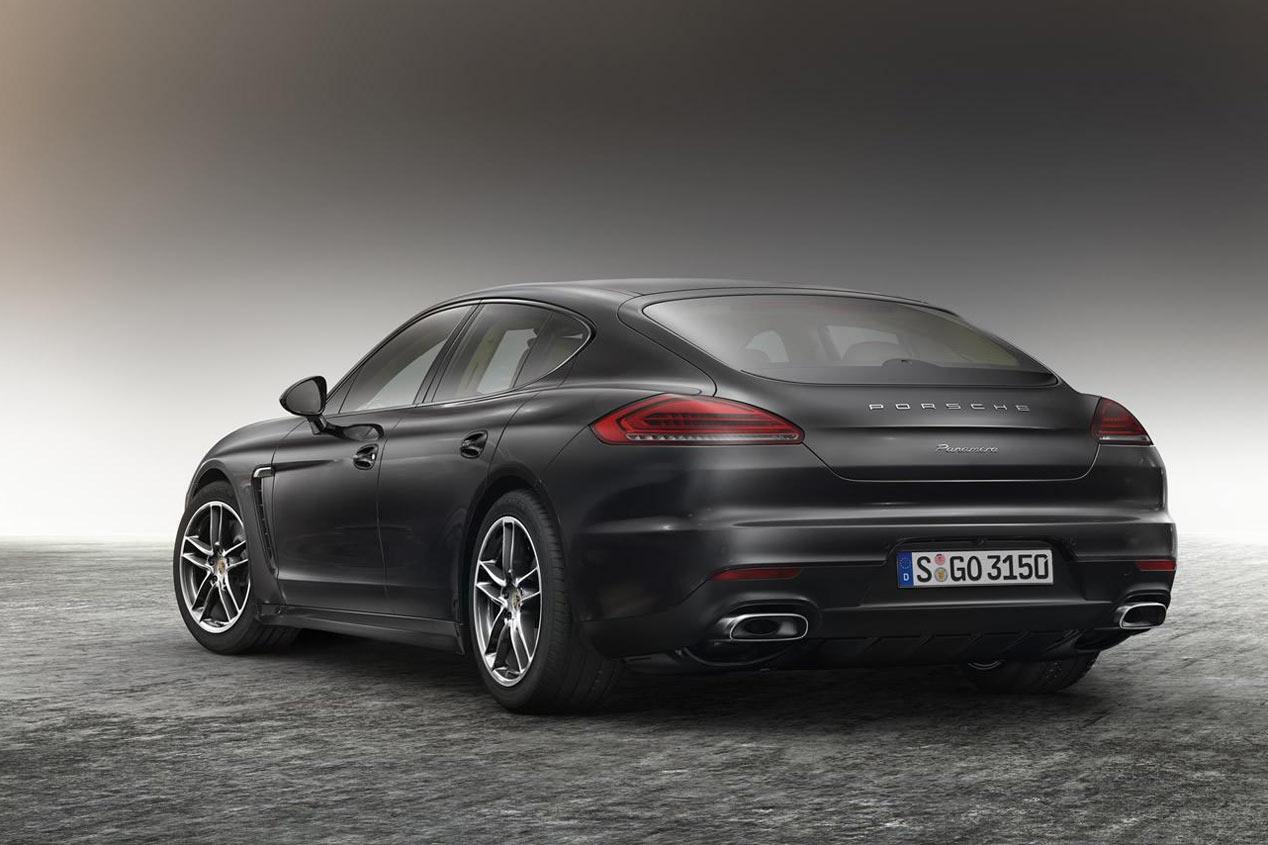 Porsche Panamera Edition 3