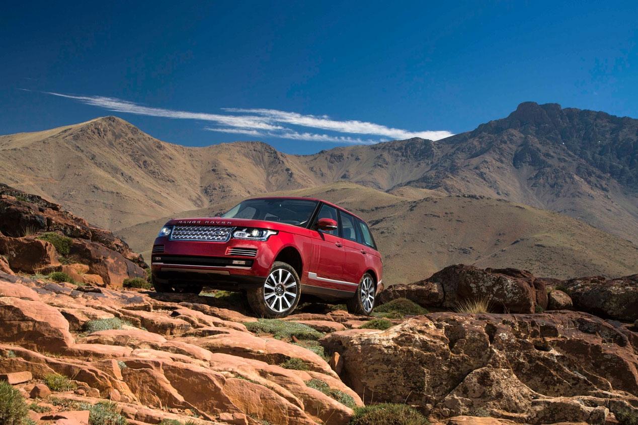 Range Rover: lo que el ojo no ve