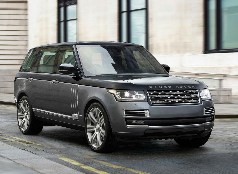 Range Rover SV, el coche que se metió a escritor