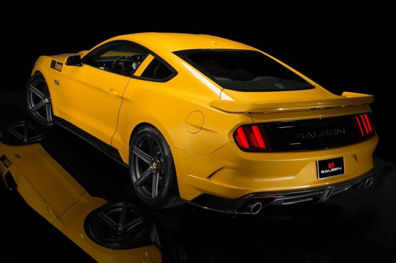 Saleen Mustang S302