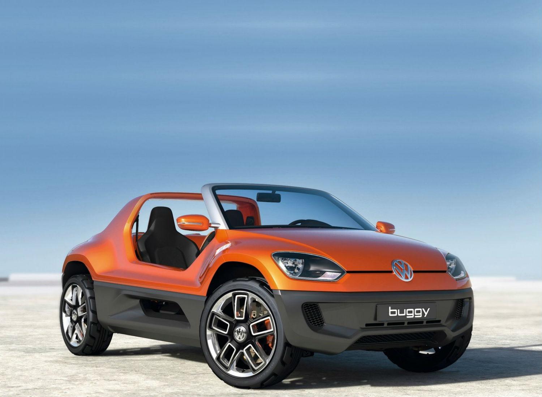Volkswagen Buggy Up Concept