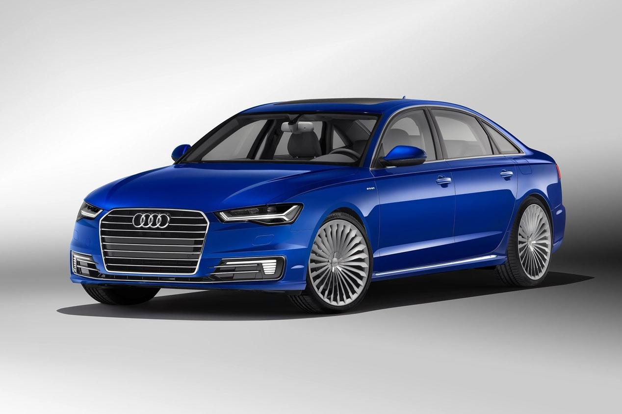Audi A6L e-tron 1