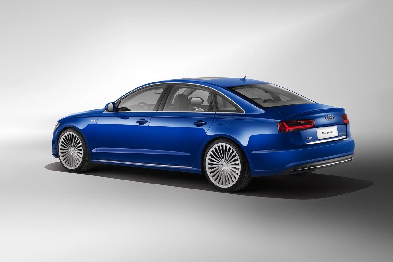 Audi A6L e-tron 2