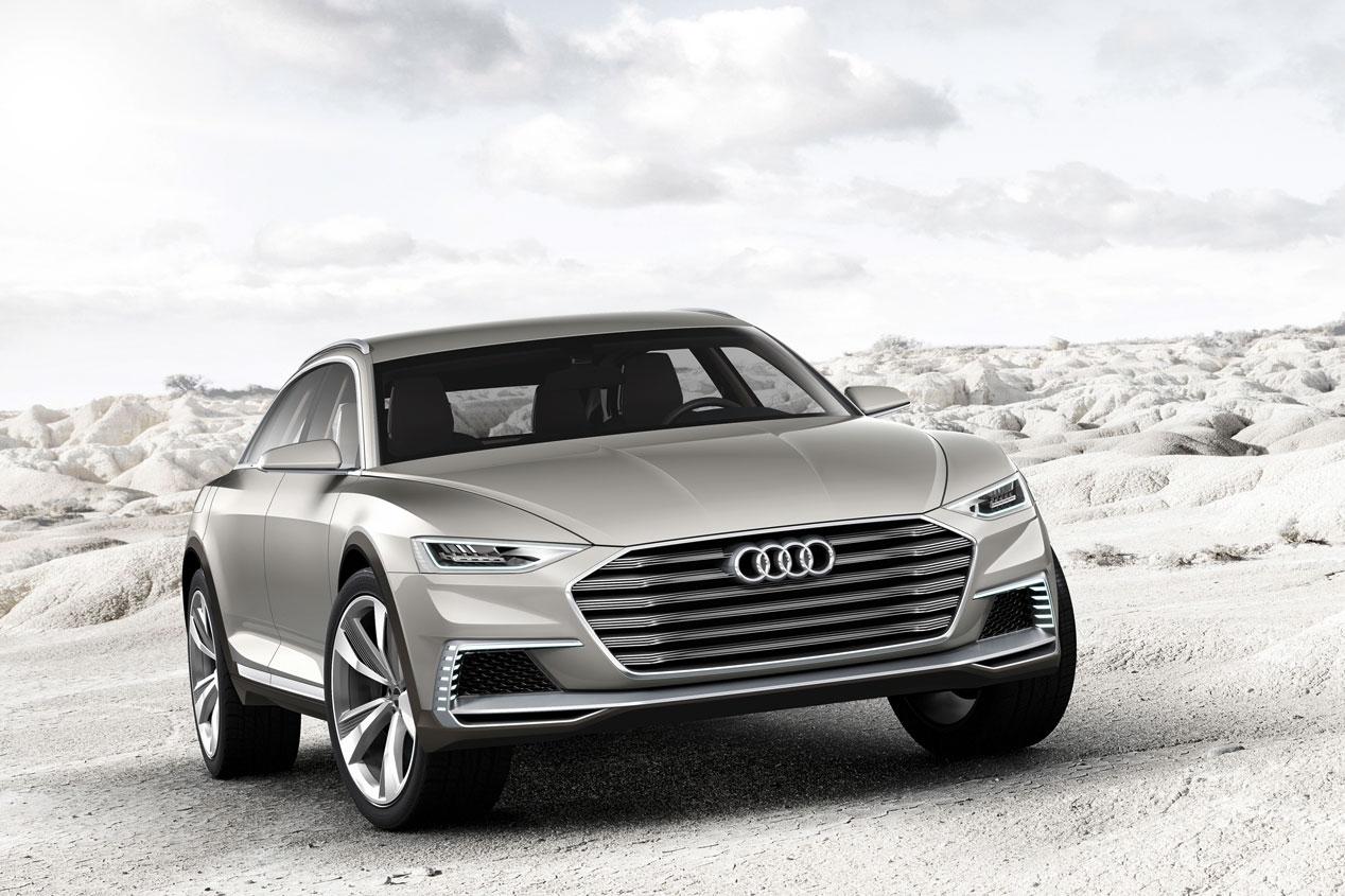 Audi Prologue Allroad 1