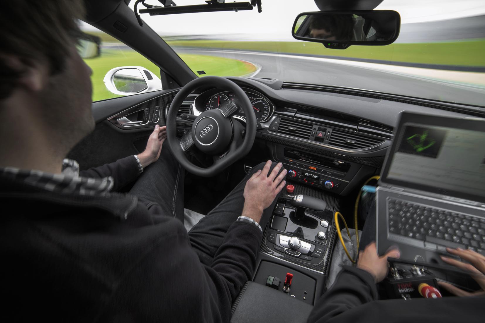Audi autónomo 4