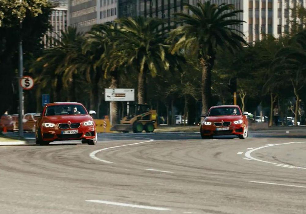 BMW rotonda