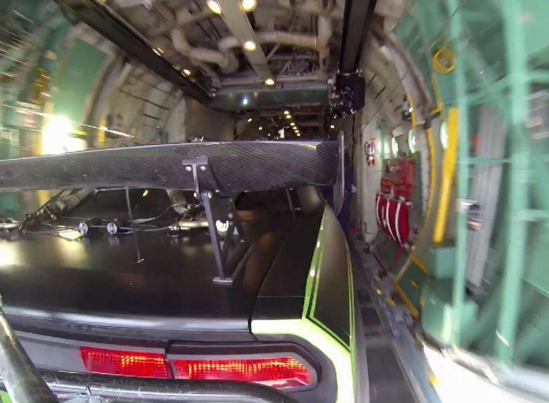 Fast&Furious 7: cómo se rodó el salto en paracaídas