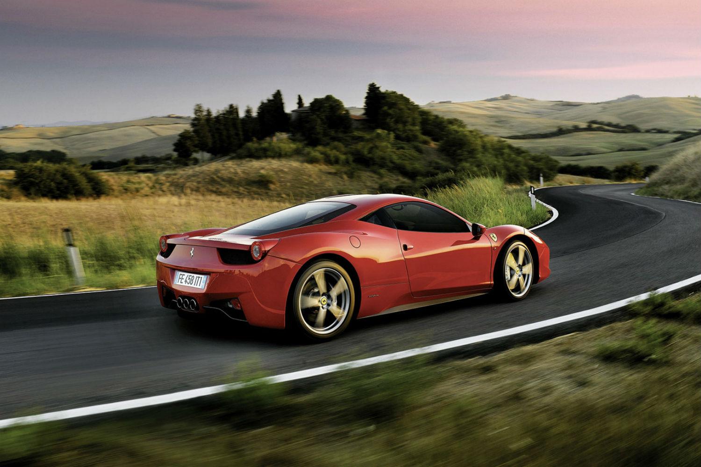 Ferrari 458 Italia Afrojack