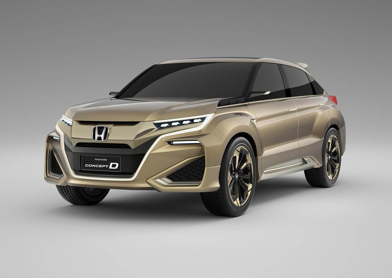 Honda Concept D: el hermano mediano