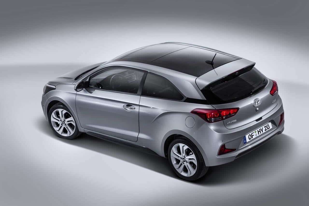 Hyundai i20 Coupé 2