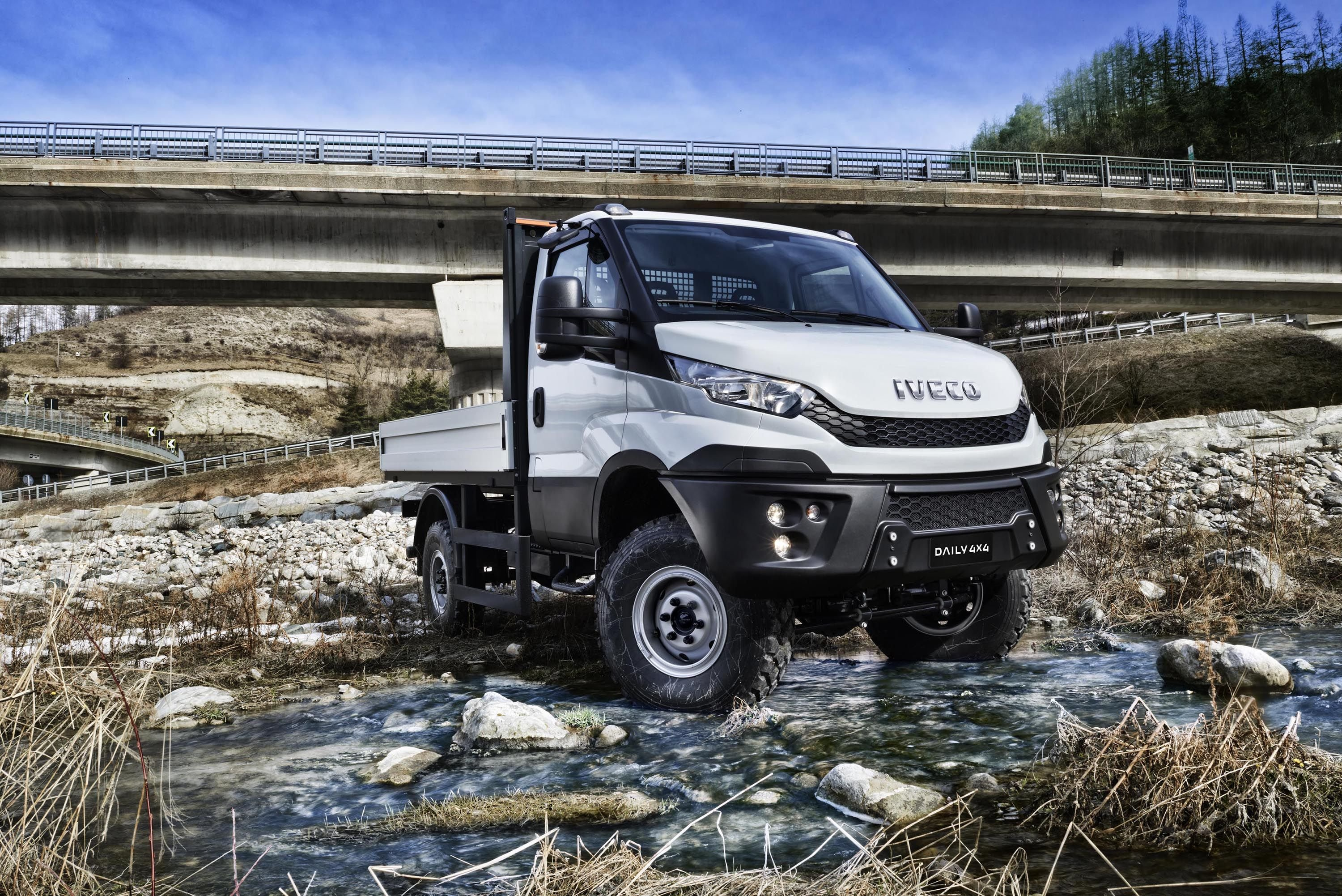 Iveco Daily 4×4 2