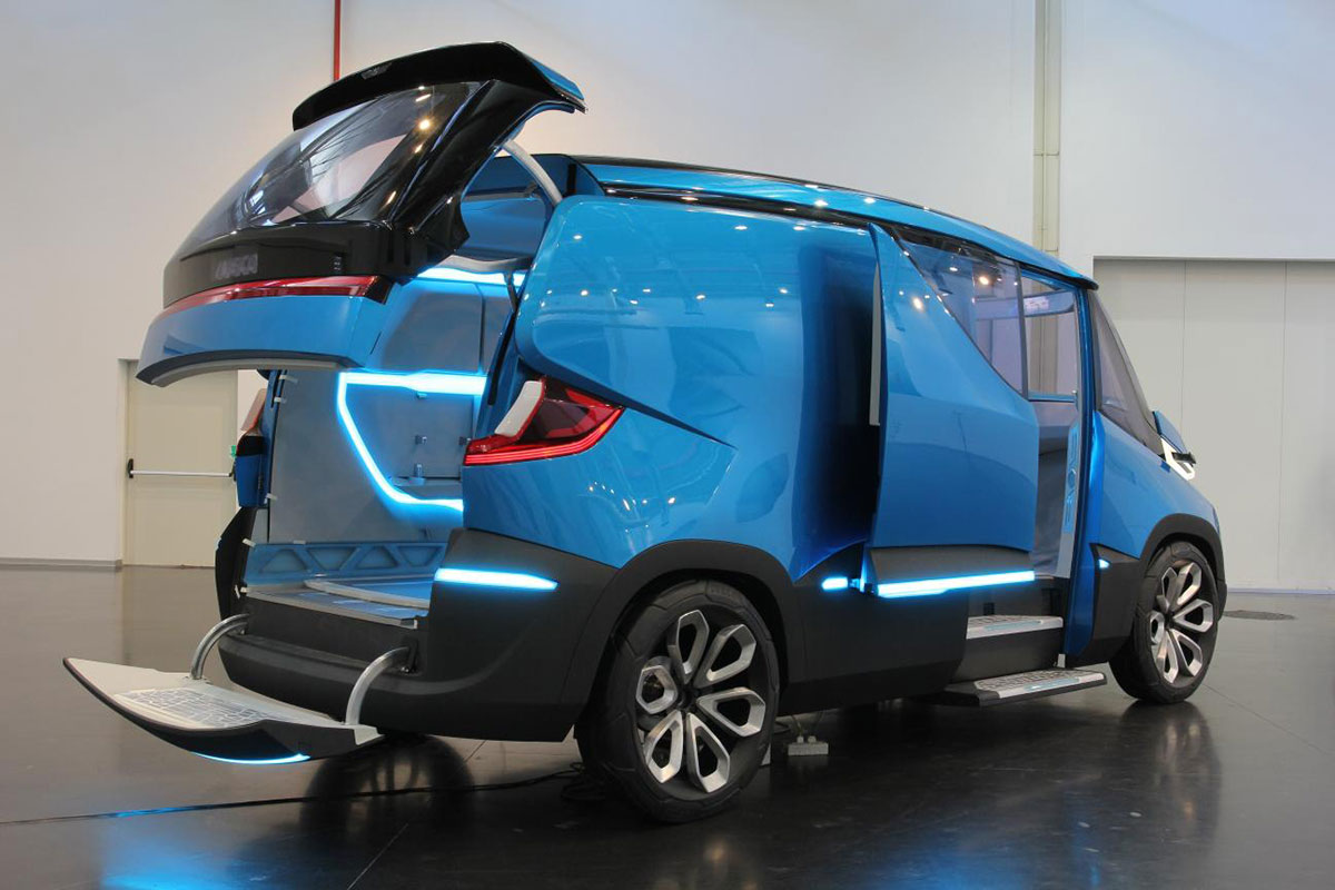 Iveco Vision Concept 2