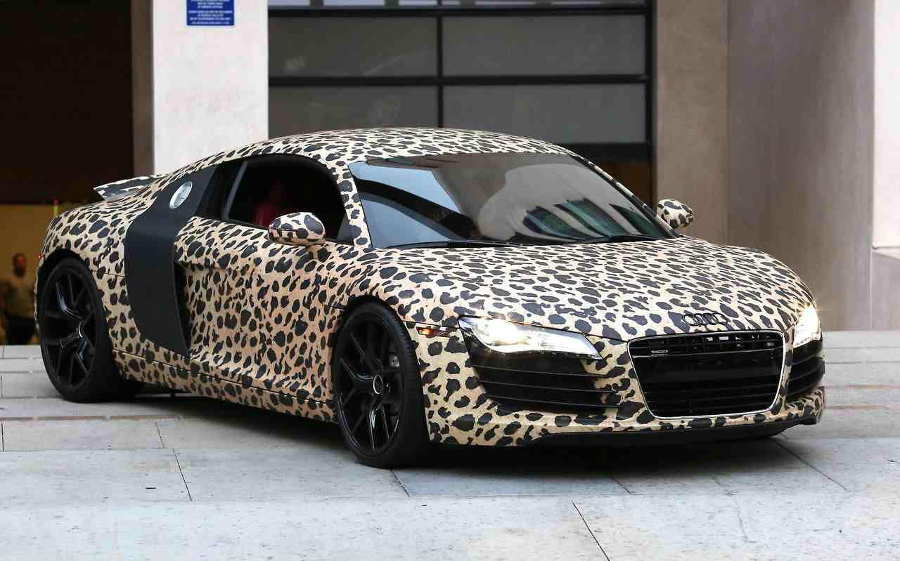 Los 7 coches más… 'curiosos' de Justin Bieber