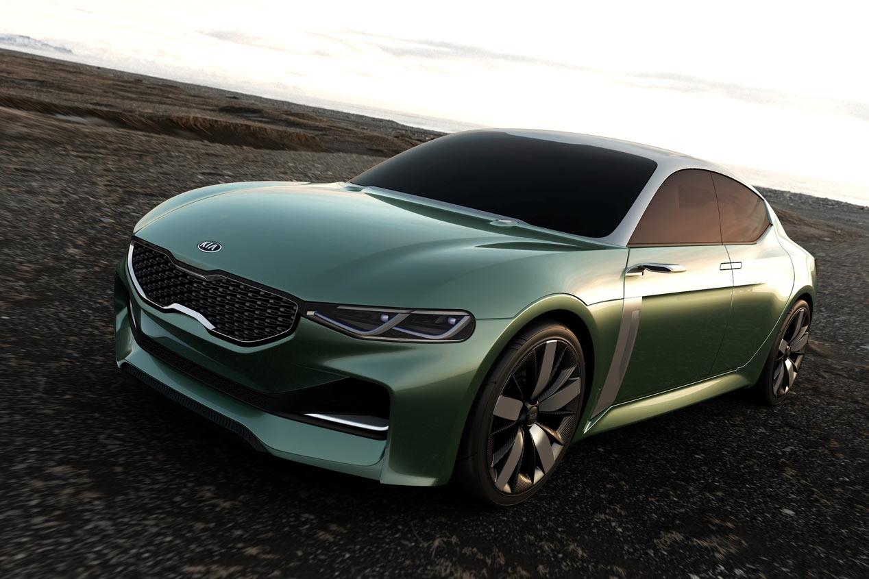 Kia Novo Concept 1
