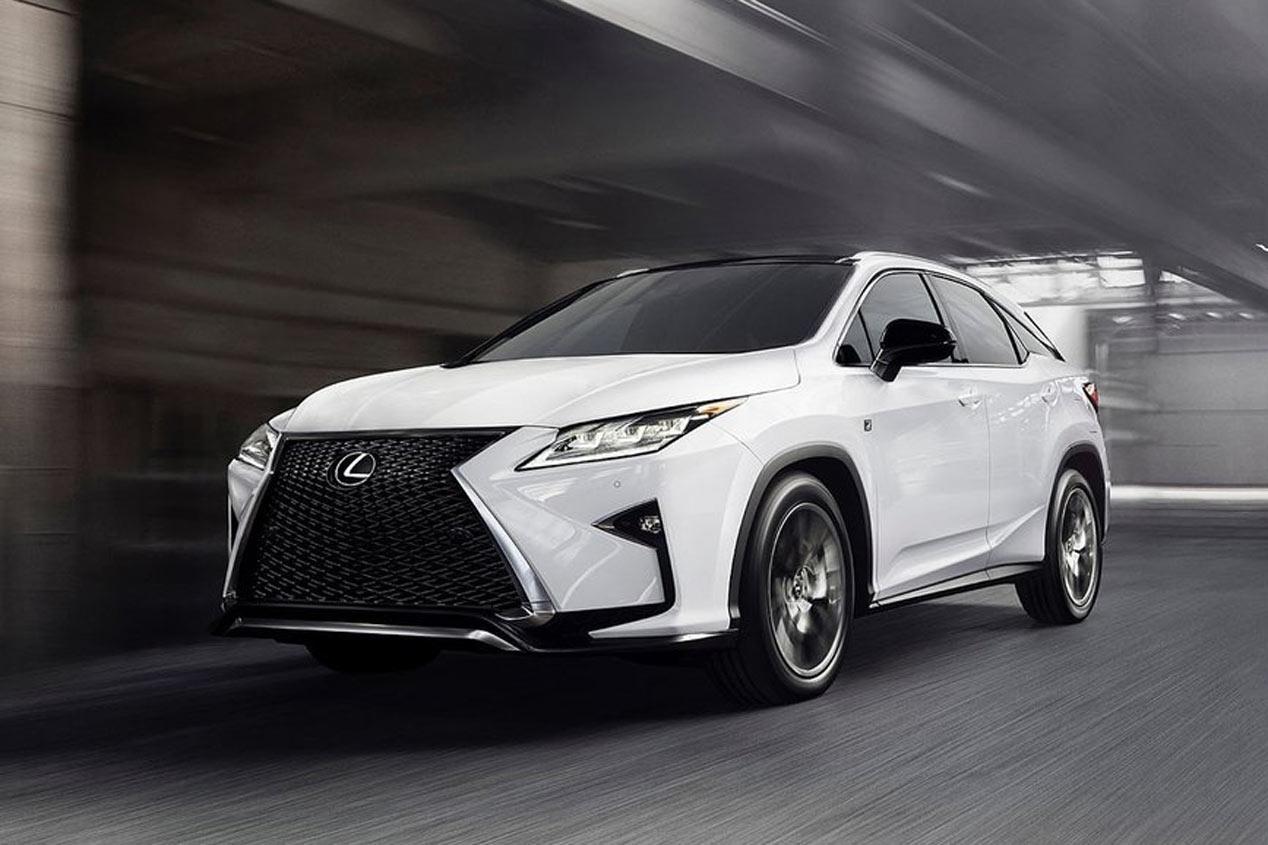 Lexus RX: nuevo motor para el SUV japonés