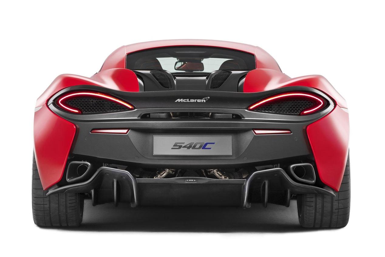 McLaren 540C Coupé 2