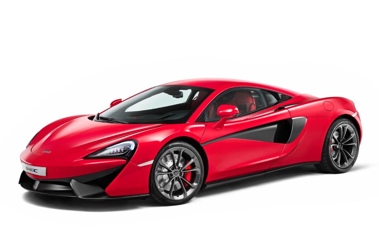 McLaren 540C Coupé 3