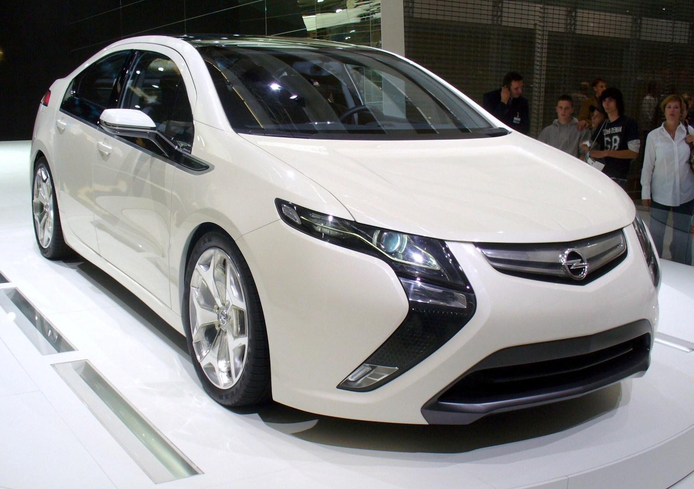Opel Ampera 1