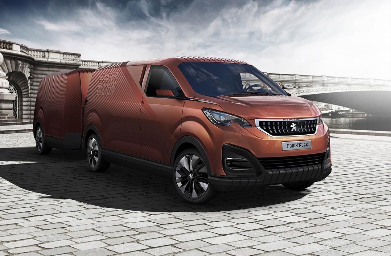 Peugeot FoodTruck 2