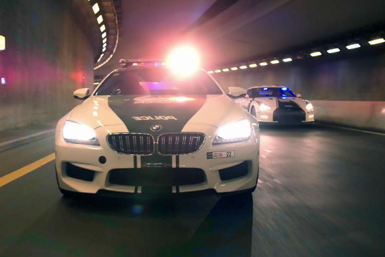 Yo quiero ser 'poli' en Dubai
