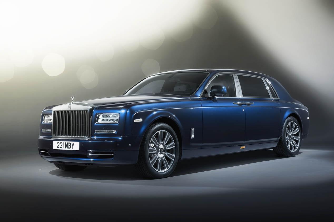 Rolls Royce Phantom Limelight 1