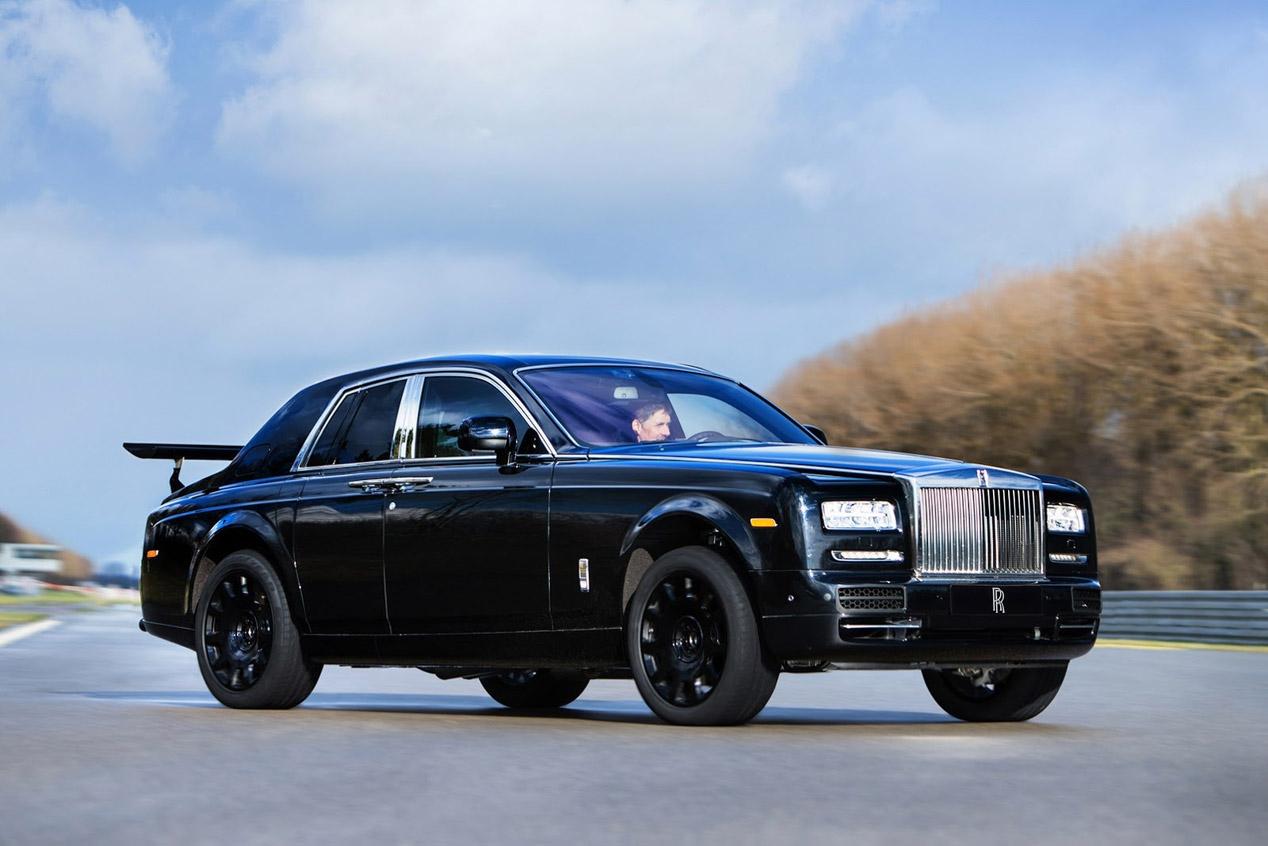 El Rolls-Royce que nunca pensaste llegar a ver