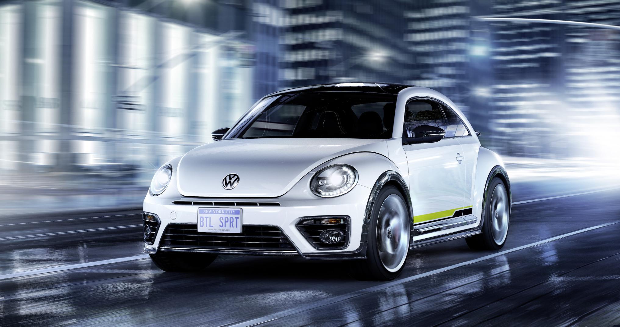 Volkswagen Beetle: 4 disfraces para un icono