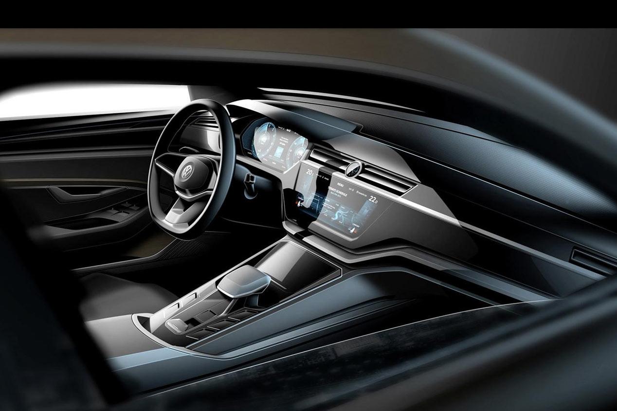 Volkswagen C Coupe GTE 2