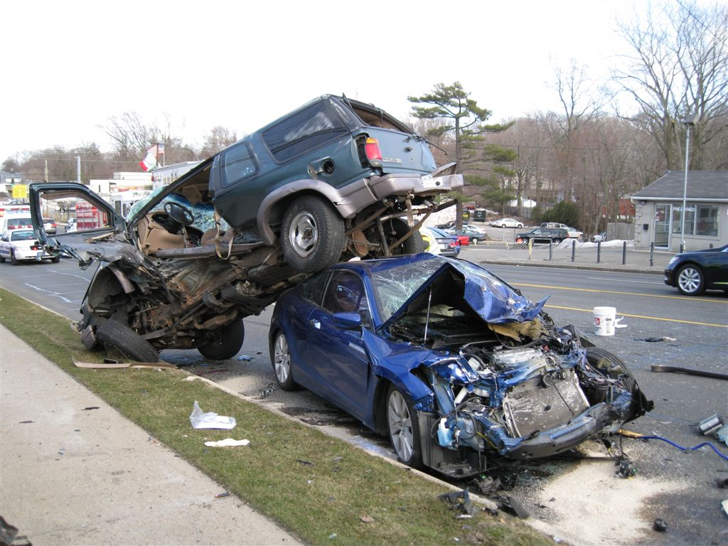 Accidentes de tráfico: los datos más curiosos