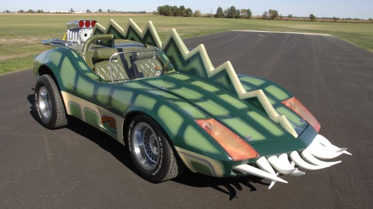 Alligator Corvette