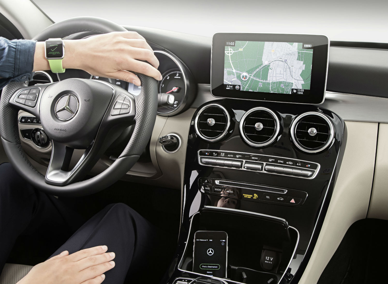 Apple Watch Mercedes