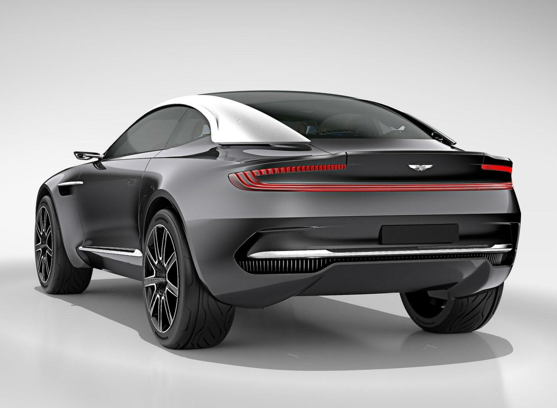 Aston Martin DBX Concept 2