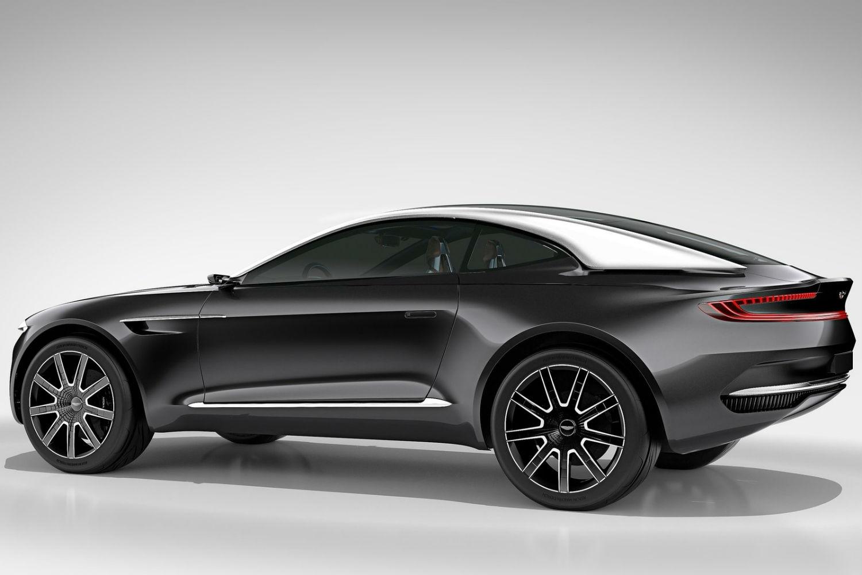 Aston Martin DBX Concept 3