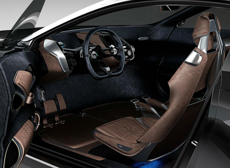 Aston Martin DBX Concept 5