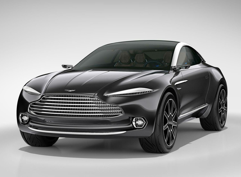 Aston Martin, nunca pensé que llegaríais a hacerlo…