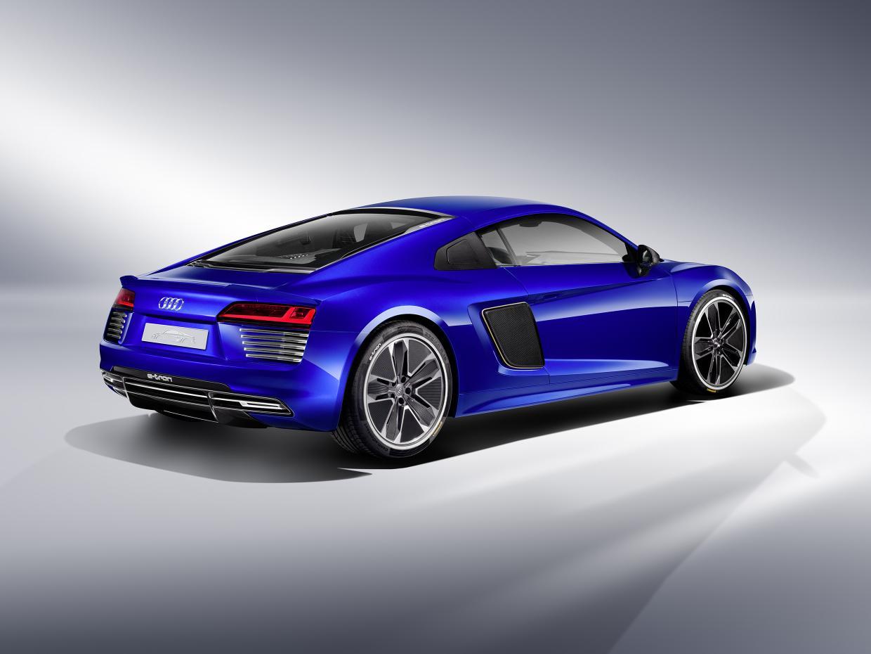 Audi R8 e-tron Piloted Driving 2