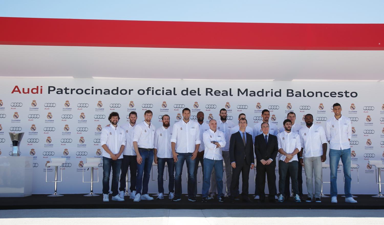 Audi Real Madrid 1