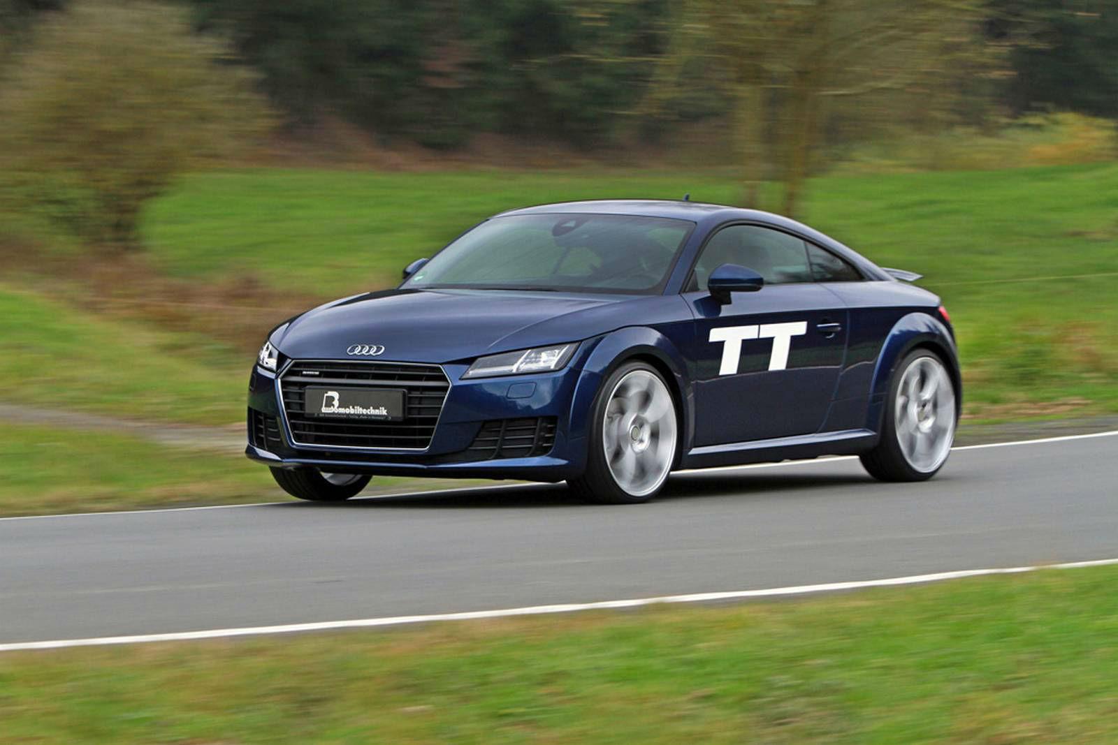 Audi TT B&B 1