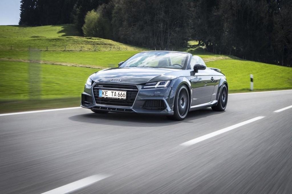 Audi TT: ¿Por qué tan serio?