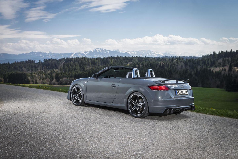 Audi TT Roadster ABT 2